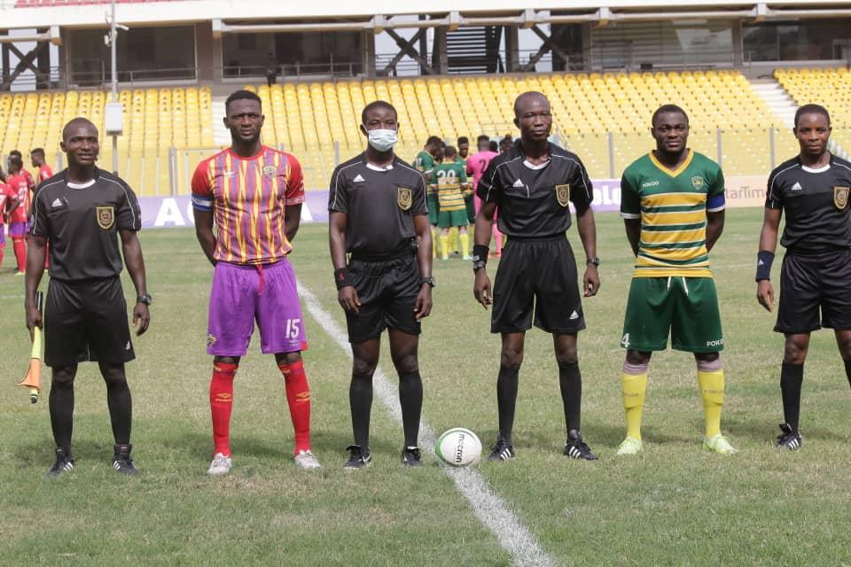 2021 Ghana Premier League: Match officials for week 16 announced
