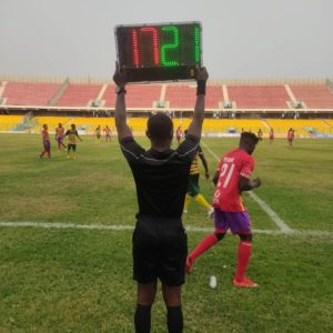 Match review panel: Two referees banned from officiating for the rest of the league season