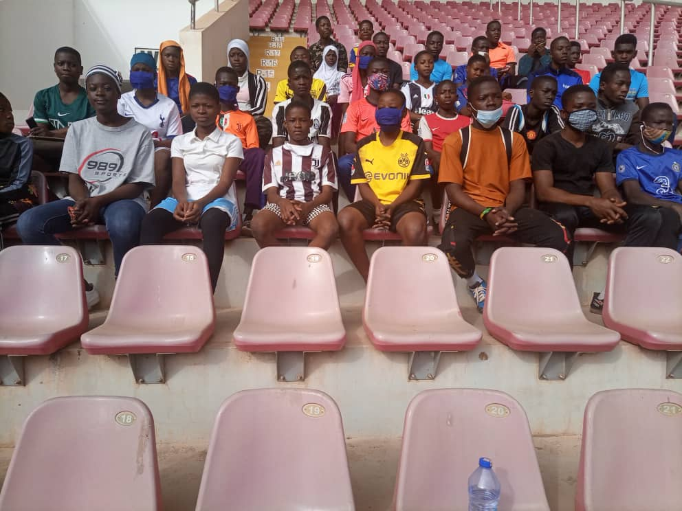 Catch Them Refereeing Policy: Alex Kotey visits Northern and Upper East Regions to intensify implementation modalities