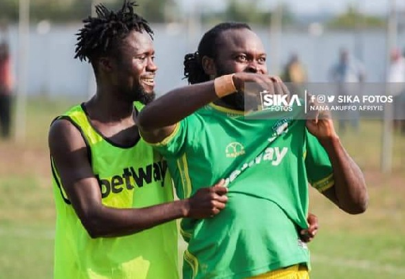 20/21 Ghana Premier League matchday 16: Yahaya Mohammed scores for Aduana Stars in win against Inter Allies