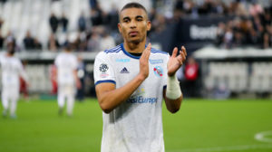 Strasbourg's Djiku and Majeed Waris were absent against Bordeaux