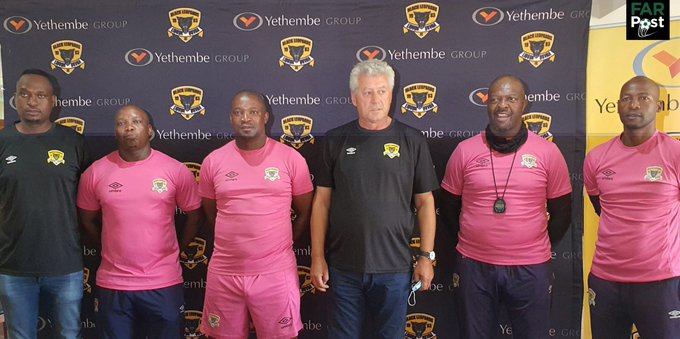 BREAKING: South African side Black Leopards appoints ex-Hearts coach Kosta Papic as new head coach