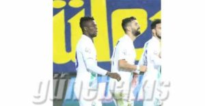 Ghana midfielder Godfred Donsah scores to earn crucial point for Caykur Rizespor