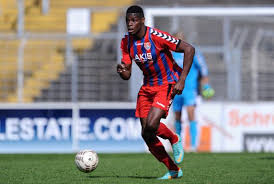 Ghanaian defender Kofi Schultz helps Austrian side St. Polten to league win