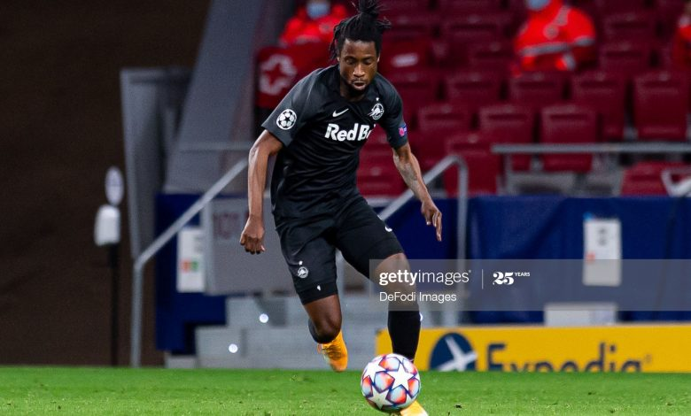 Majeed Ashimeru could play in Anderlecht's next game