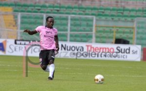Midfielder Moses Odjer returns to group training