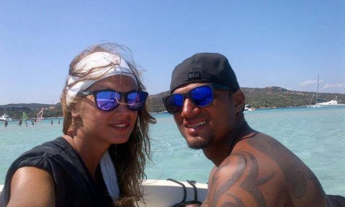 FEATURE: Melissa Satta and the end of the marriage with KP Boateng
