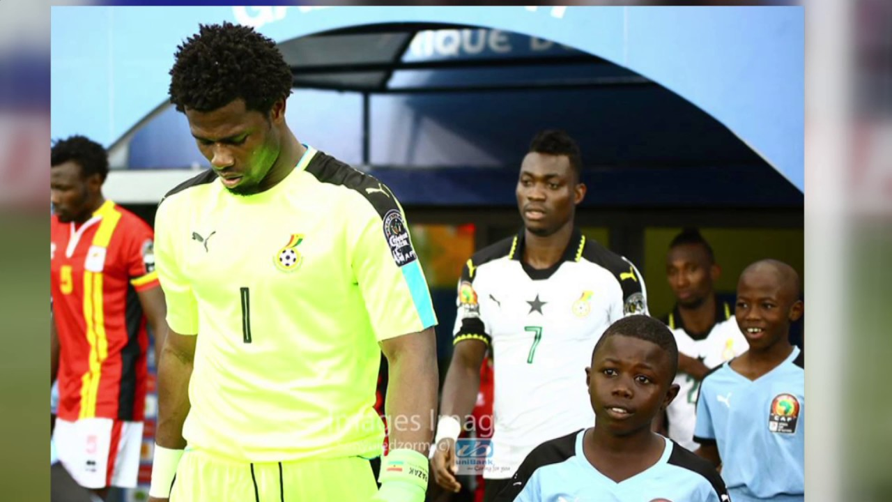 Goalkeeper Razak Brimah eyes Black Stars return