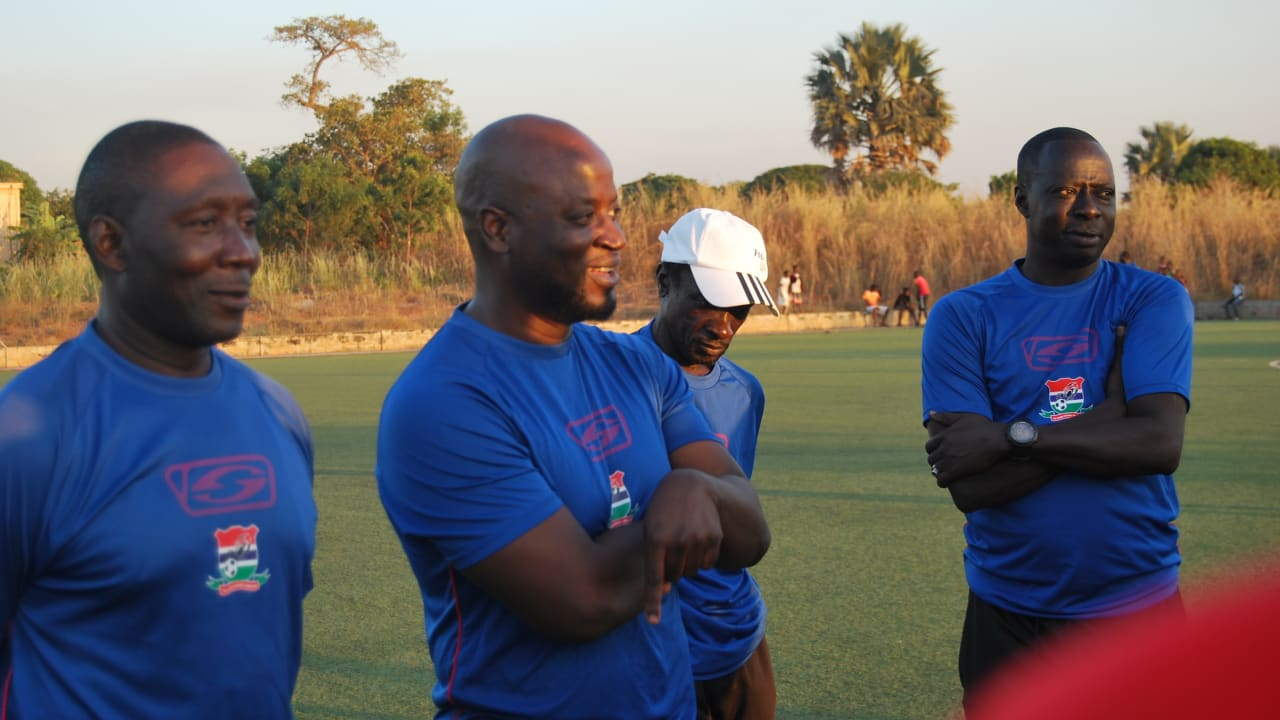 U-20 AFCON: Gambia coach Mattar M'Boge praises players following win over Ghana