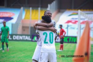 2021 Africa Cup of Nations qualifiers: Ghana finish campaign as group winners