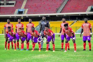 Coach Samuel Boadu names starting eleven for first match against WAFA SC