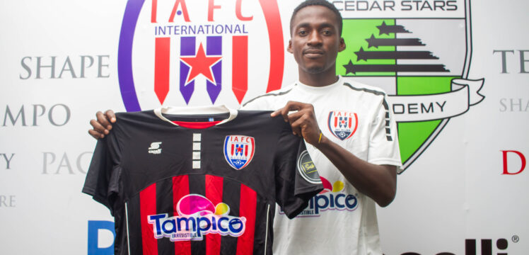 Nigerian midfielder Emmanuel Tochukwu delighted to join Inter Allies