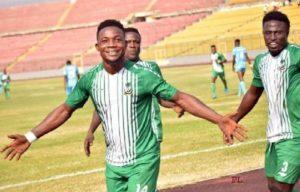 20/21 Ghana Premier League matchday 17: Kwame Peprah scores to hand King Faisal 1-0 win against Liberty