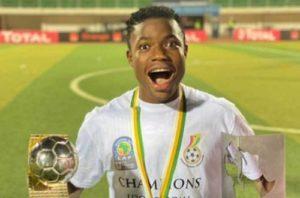 I am amazed by Fatawu Issahaku's talent - Black Stars coach CK Akonnor
