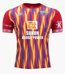 Hearts of Oak announce new sponsorship deal with Sunon Asogli