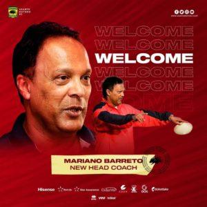 Coach Mariano Barreto will have positive impact on Kotoko team - Isaac Amoako