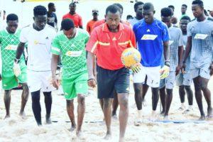 CalBank pledges full support for Ghana Beach Soccer and the Black Sharks