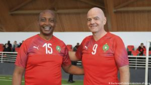Patrice Motsepe: CAF President by the grace of Gianni Infantino