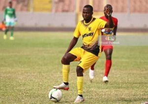 Appiah McCarthy: AshGold midfield Kingpin set to miss the rest of the season