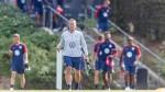 Galaxy's Alvarez not named in U.S. Olympic camp
