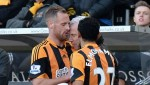 Remembering when Alan Pardew 'pushed' Hull City's David Meyler...with his head