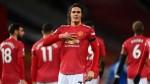 Man United boost as Cavani closes on return