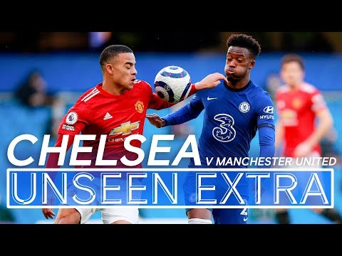 Ziyech & Giroud Come Within Inches Of Providing Breakthrough V Man United   Unseen Extra