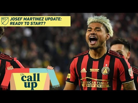 Josef Martinez Update and What To Expect From New ATL UTD Coach Gabriel Heinze