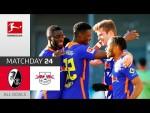 Leipzig go top! | SC Freiburg - RB Leipzig | 0-3 | All Goals | Matchday 24 – Bundesliga 2020/21