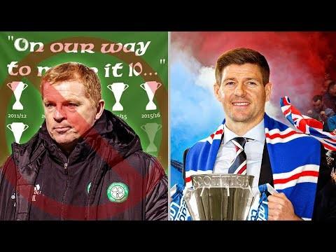 How Steven Gerrard DESTROYED Celtic!   Explained