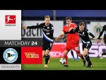 Arminia Bielefeld - Union Berlin | 0-0 | Highlights | Matchday 24 – Bundesliga 2020/21
