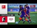 SC Freiburg - RB Leipzig | 0-3 | Highlights | Matchday 24 – Bundesliga 2020/21