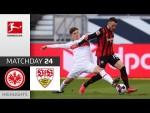 Eintracht Frankfurt - VfB Stuttgart | 1-1 | Highlights | Matchday 24 – Bundesliga 2020/21