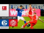 FC Schalke 04 - 1. FSV Mainz 05 | 0-0 | Highlights | Matchday 24 – Bundesliga 2020/21