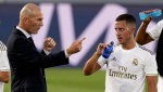Zinedine Zidane backs Eden Hazard to 'play like a motherf****r' when healthy