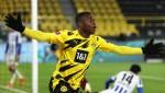 Borussia Dortmund close gap on Bundesliga top four after routine Hertha win