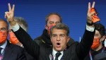 Joan Laporta secures bank guarantee required to take Barcelona presidential office