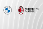 AC MILAN AND BMW TOGETHER