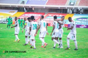 SWAG congratulates Blacks Stars after 2021 Afcon qualification