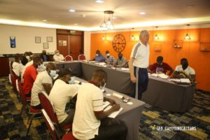PHOTOS: Ghana FA commences one week refresher course for male national team coaches