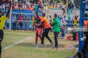 I am sorry - Habib Mohammed tells Kotoko coach Johnson Smith and supporters