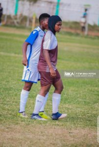 "GFA allows the wearing of ""Yaatuiba Coverings"" in Women's Premier League matches"
