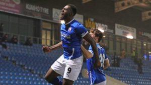 Ghanaian striker Akwasi Asante pens new Chesterfield FC deal