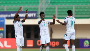 U-20 Afcon Championship: Ghana v Gambia - Rematch with higher target to hunt