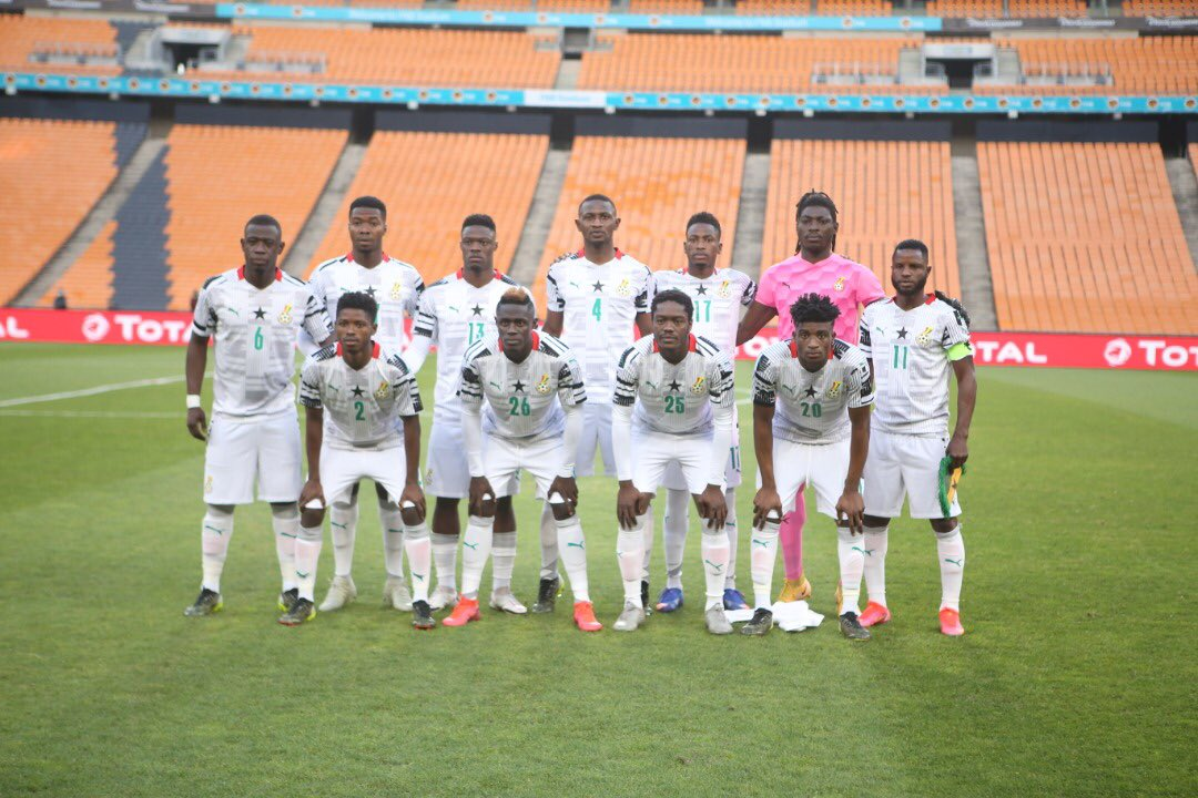 2021 Africa Cup of Nations qualifiers: Black Stars to know opponents June 25