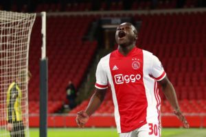 Ajax forward Brian Brobbey shortlisted for Johan Cruyff talent of the year award