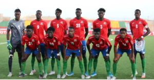 Total U-20 AFCON: Gambia v Tunisia – Mission: Bronze
