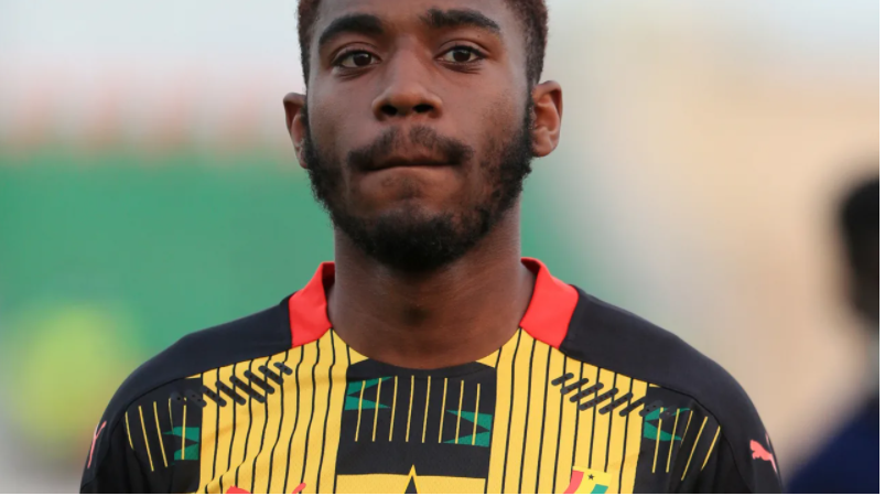 Total U-20 AFCON: Black Satellites striker Barnes reveals his father's influence on his career