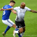 Swansea City sweat over Andre Ayew's fitness after injury against Sao Tome and Principe