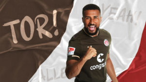 Daniel-Kofi Kyereh buzzing after netting winning goal for St. Pauli against Hamburg